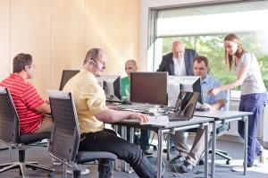 Mit einer neuen dualen Ausbildung im SRH Berufsförderungswerk Heidelberg finden Unternehmen talentierte IT-Fachkräfte. Foto: SRH Berufliche Rehabilitation