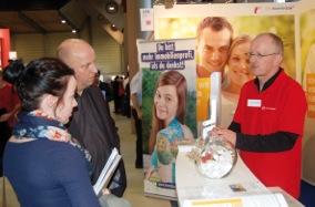 Immobilienkaufmann - Infos gibt es u.a. auf der Messe Jobs for Future in Mannheim.
