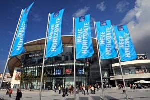 Neue Horizonte entdecken – die Ausbildungsbörse in der Rhein-Galerie Ludwigshafen will dabei helfen.