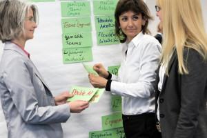 Management-Trainings vermitteln Führungs- und Methodenkompetenzen. Foto: Falk