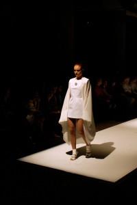 Fashion-Show der Modedesignschule Manuel Fritz