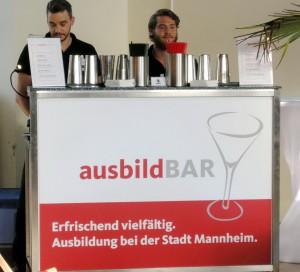 """Ausbildung bei der Stadt Mannheim – """"erfrischend vielfältig""""."""