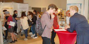 Bildungswege mit und ohne Abitur sind Thema der vocatium Rhein-Neckar.