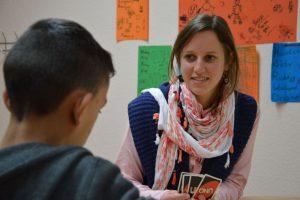 Perspektiven für engagierte, einfühlsame junge Menschen bieten die Ausbildungen beim Badischen Landesverein für Innere Mission.