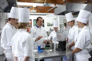 Küchenmeister – Profis im Gastronomie-Management. Foto: Schule