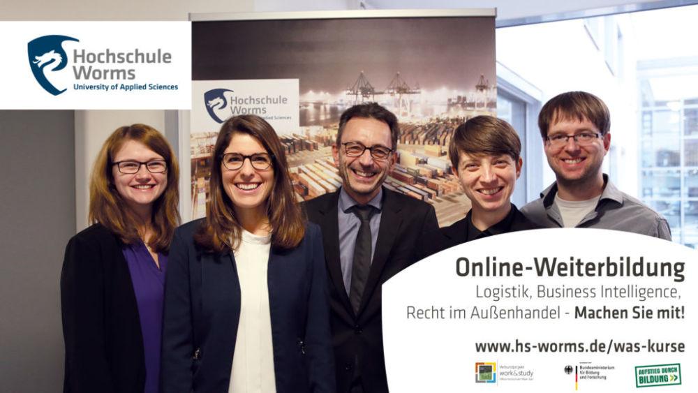 Hochschule Worms: Online-Weiterbildung für Jedermann