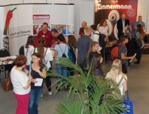 Premiere der Messe vocatium Sinsheim im vergangenen Jahr.
