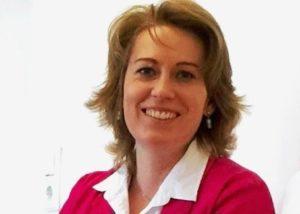 Annika Karger, Geschäftsführerin der Kooperativen Studiengänge Logistik an der Hochschule Ludwigshafen