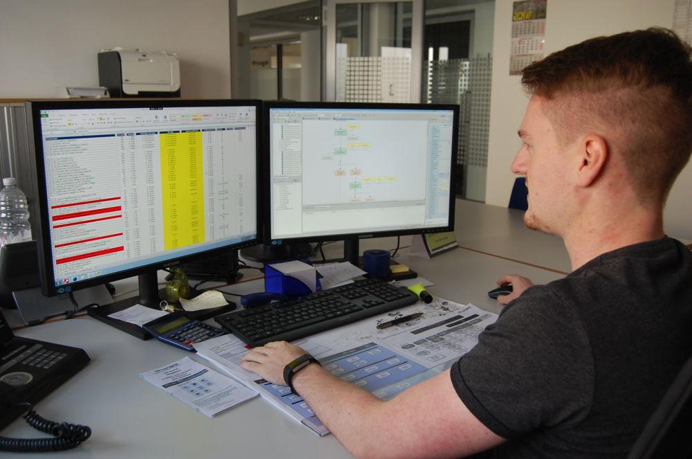 Ausbildung und duales Studium Energiewirtschaft bei Thüga Energienetze:  Im Einsatz für Versorgungssicherheit