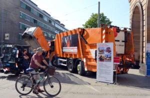 In der ersten Runde der startklar mannheim im April öffneten Brillux, Grosskraftwerk Mannheim, rnv, MVV und die Stadt Mannheim (Bild) ihre Pforten für Ausbildungs- und Studieninteressierte.