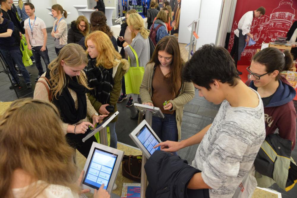 Einstieg Karlsruhe: Treffpunkt für die Berufswahl