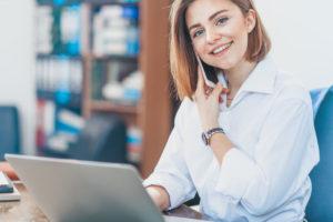 Sicher und souverän mit Kunden telefonieren – nach zwei Tagen Intensivtraining auch für Azubis kein Problem mehr.
