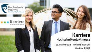 Hochschule Worms: 12. Hochschulkontaktmesse