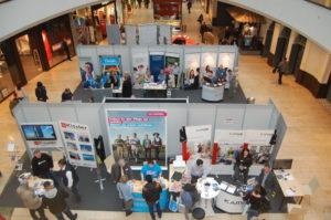 Findet jetzt zum fünften Mal statt: die Ausbildungsbörse in der Rhein-Galerie Ludwigshafen in Kooperation mit der Arbeitsagentur Ludwigshafen.