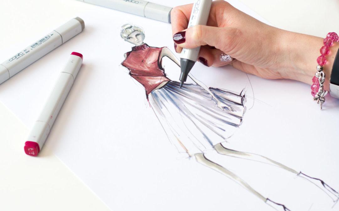 Modedesignschule und Grafikdesignschule Manuel Fritz: Infotage für kreative Köpfe