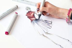 Für kreative Köpfe: Modeschule und Grafikdesignschule Manuel Fritz.