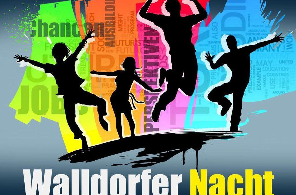 Tour dich schlau: Walldorfer Nacht der Ausbildung